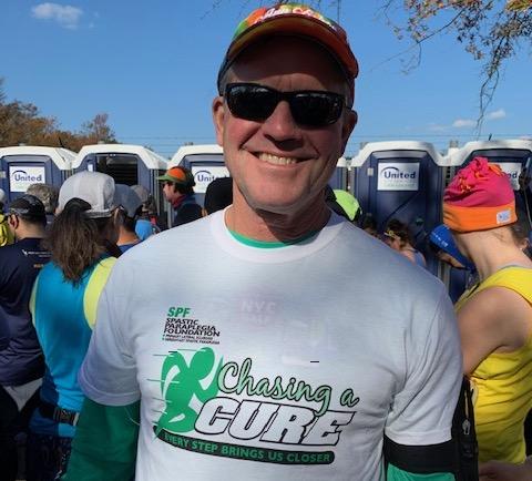 Bob Conlin NY Marathon November 3rd 2019