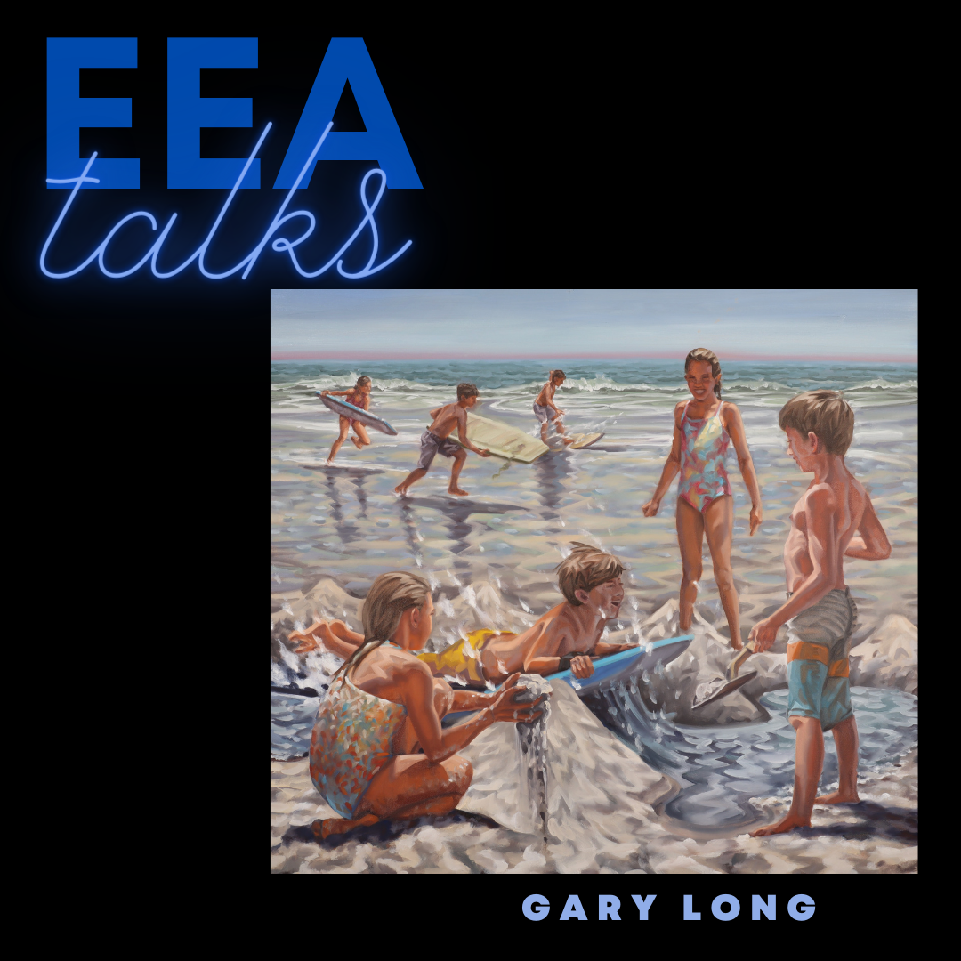 EEA Talks with Gary Long - March 30, 2021
