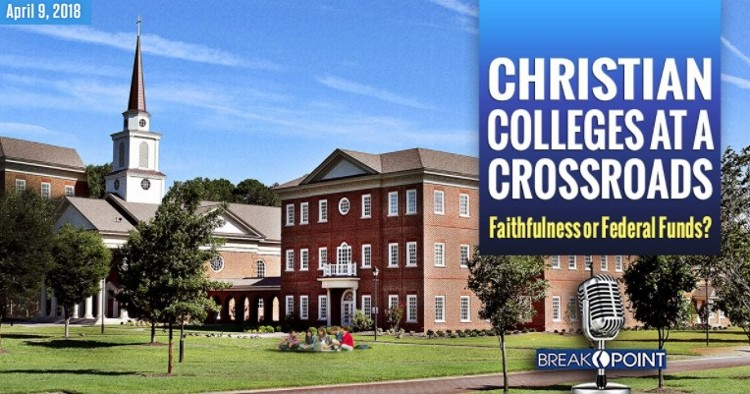 Christian Colleges at a Crossroads