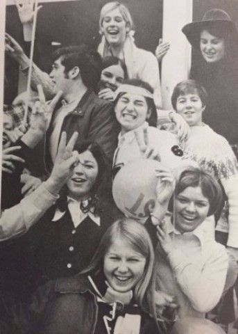 Class of 1970 Yearbook Photo