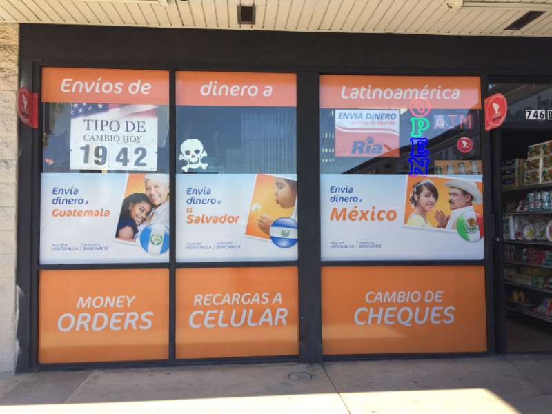 3M Certified Perforated Window Graphics Installers Pomona CA