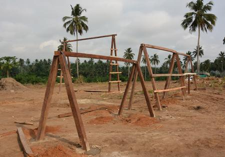 Project Okurase What We Do Nkabom Centre Playground