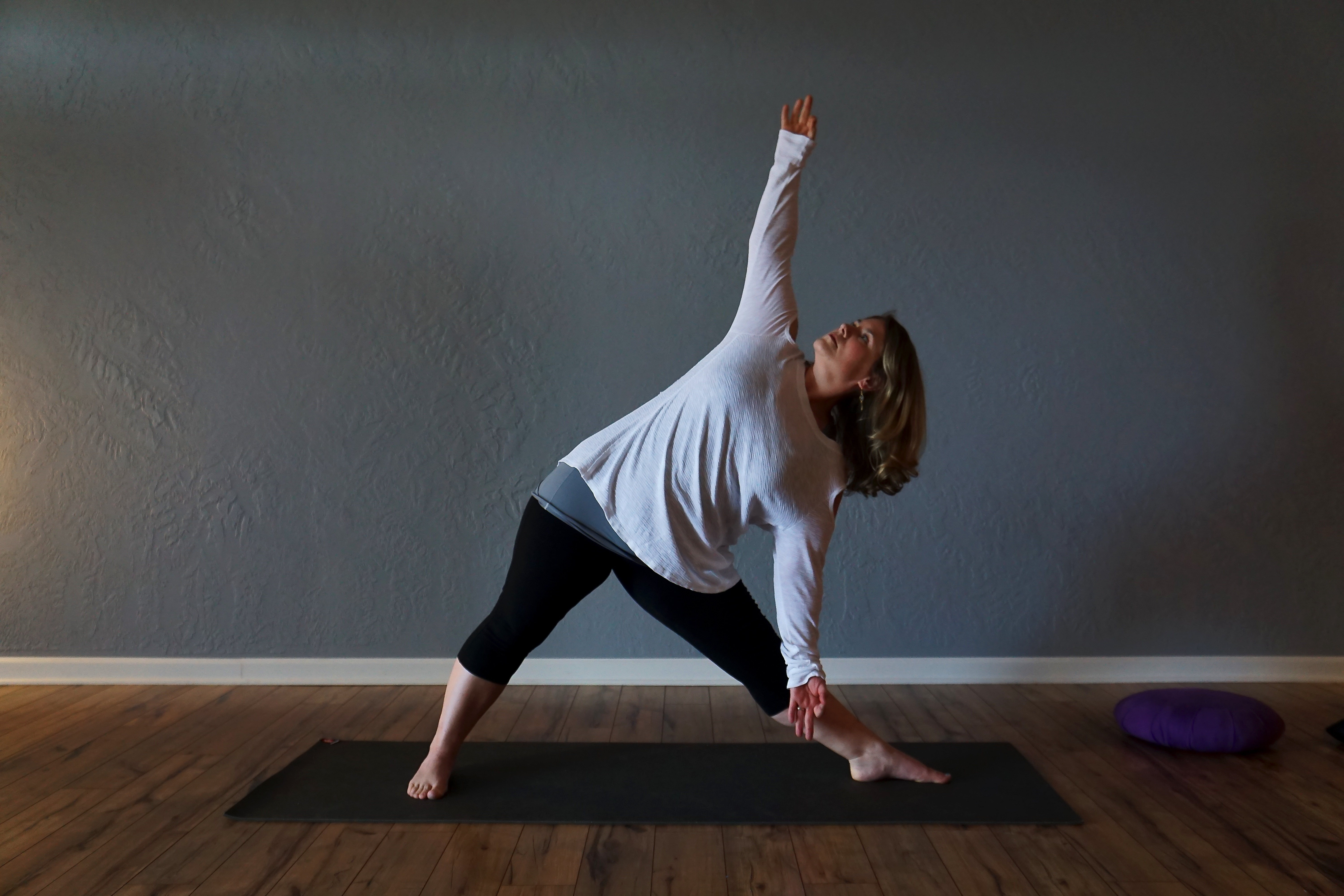 Trauma Informed Yoga: A New Complement to Services