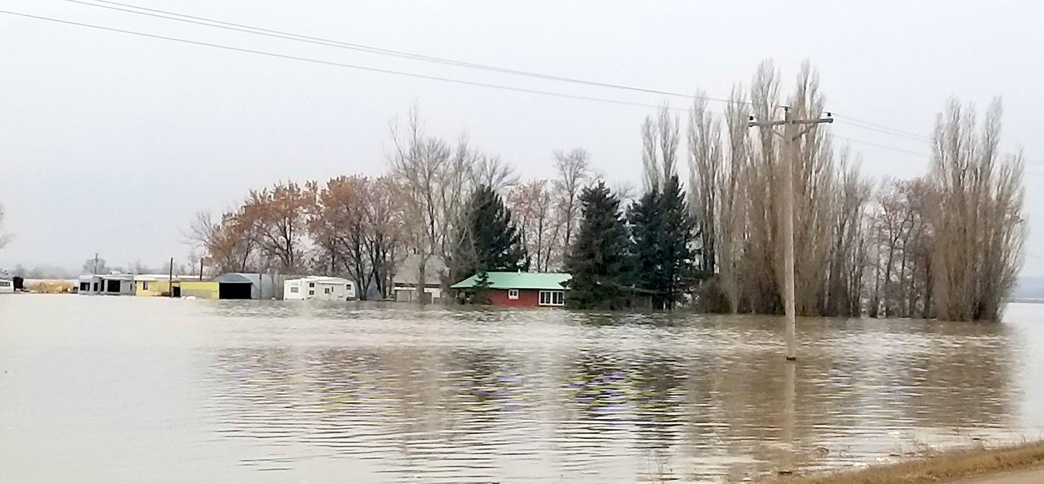 McKenzie County Flood Relief
