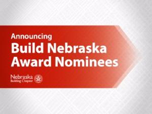 2017 Build Nebraska Award Nominees
