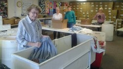 Norfolk Warehouse Volunteers