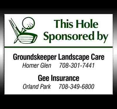 Sparks Hole Sponsor