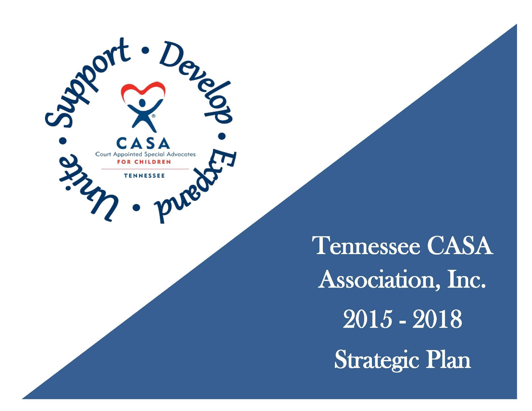 2015-2018 Strategic Plan