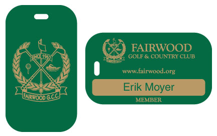 protag traditional logo tags professional golf wilmington