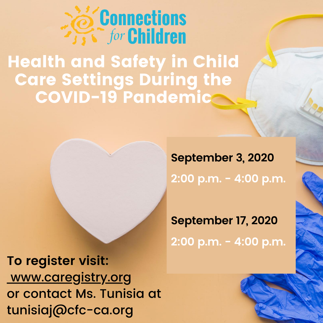Health and Safety in Child Care Settings During the COVID-19 Pandemic