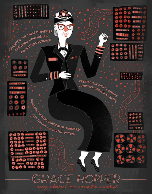 "Illustrator Rachel Ignotofsky's ""Women in Science"" Series Celebrates Female Pioneers in STEM"