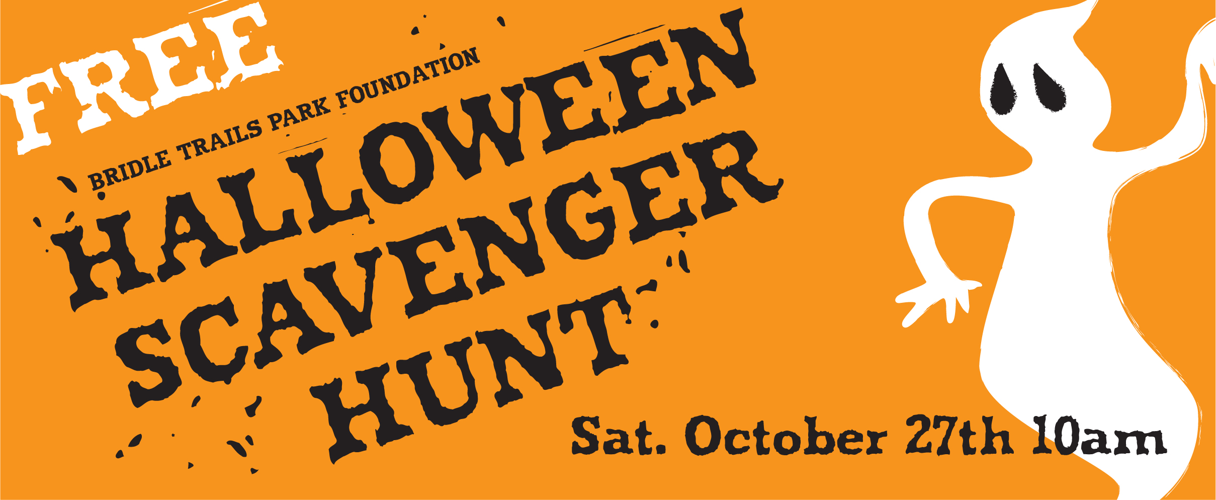 Halloween Scavenger Hunt 2018