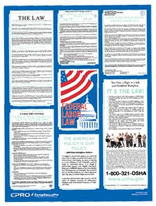 Federal Labor Law Posters
