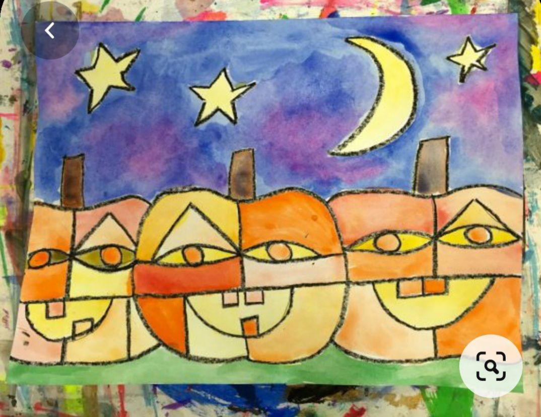 SPARKS - Arts and Crafts: Pumpkin Patch