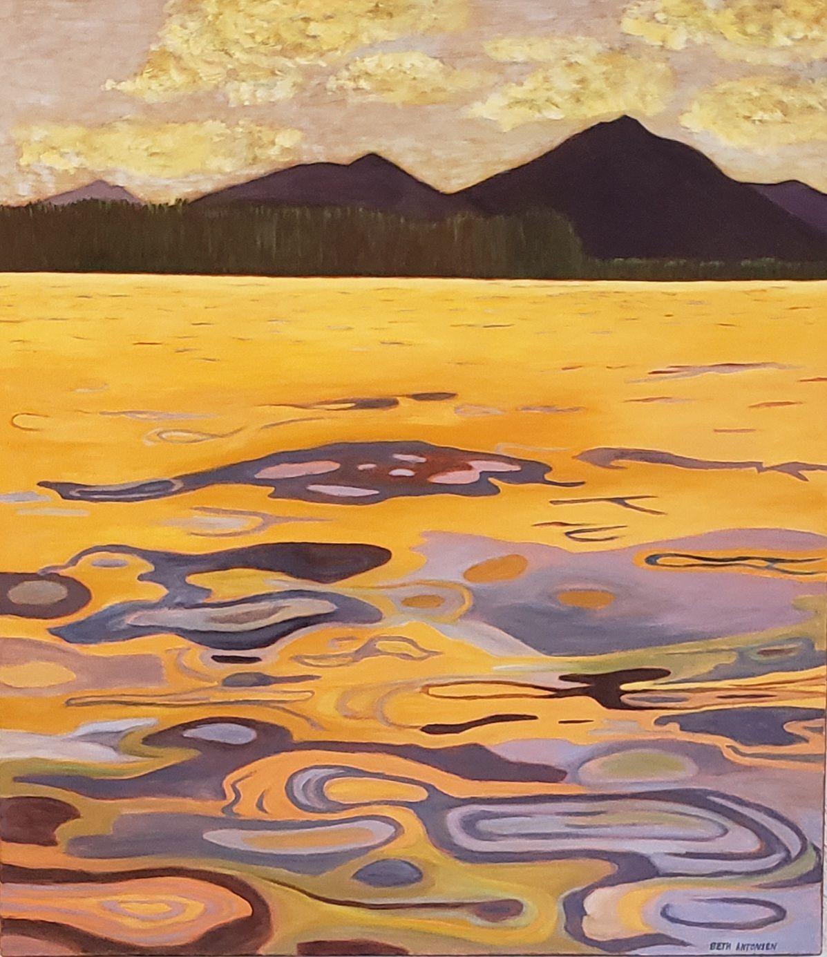 """Tongass Narrows Calm"" - Beth Antonsen"