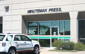 Minuteman Press Cedar Park Shop