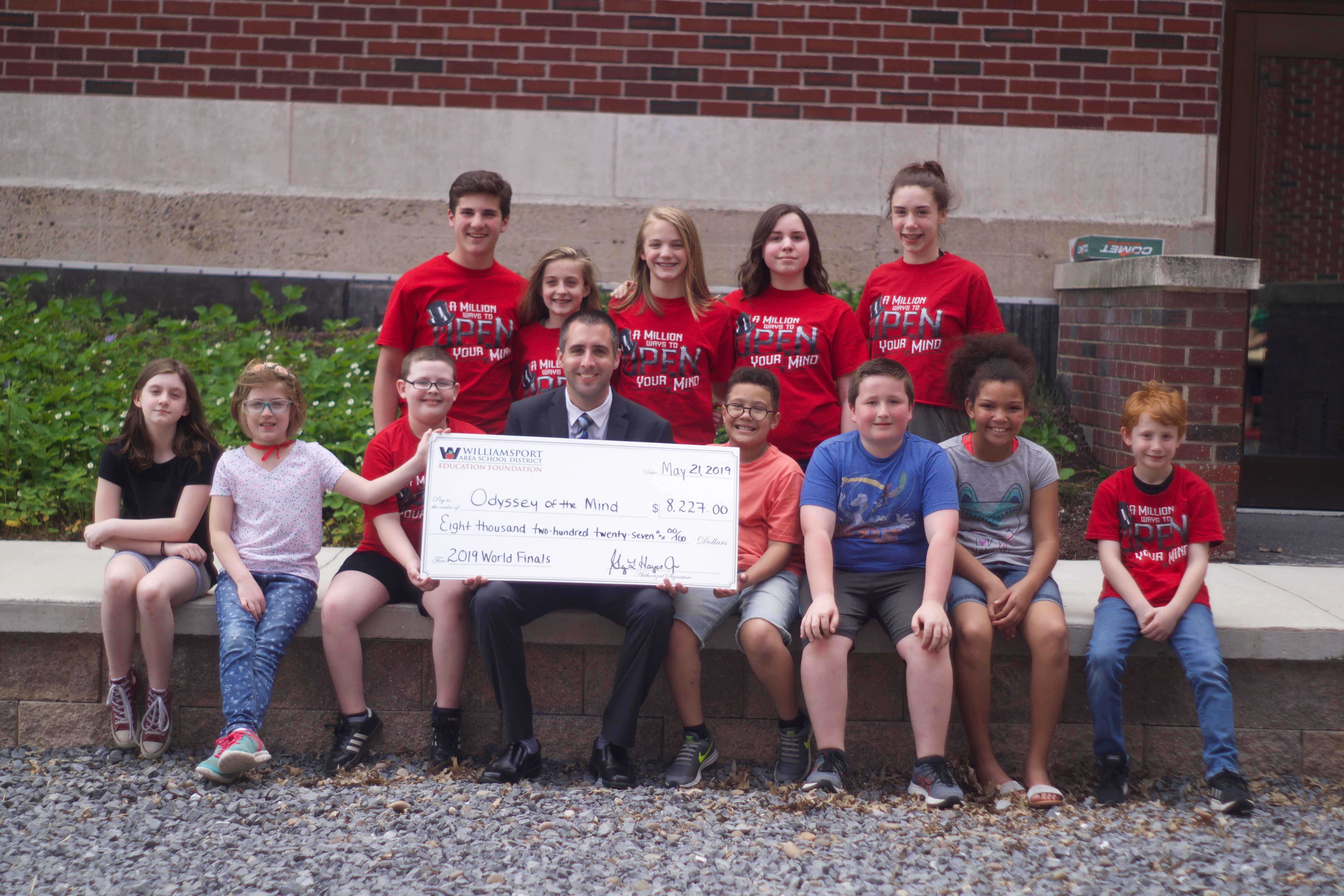 WASDEF Grants $8,227 to 2 OM Teams Headed to World Finals