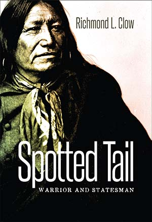 New Spotted Tail biography released by State Historical Society
