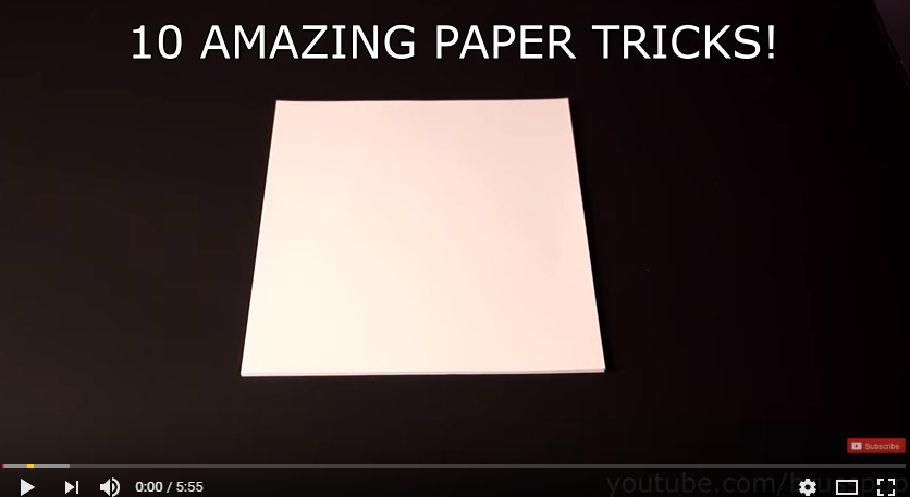 Paper Tricks (1)