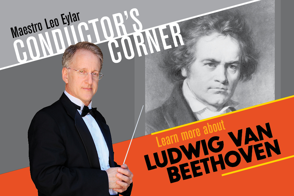 2019 Conductor's Corner - Beethoven