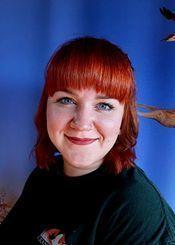 Amanda Medaries | Saunders Conservation Fellow