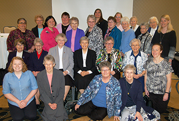 Sisters Host Sponsorship Formation Event for Ministries