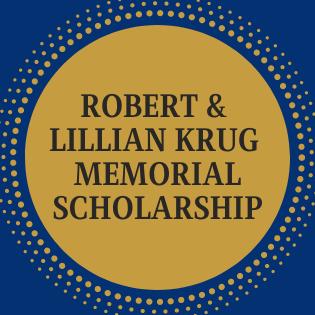 Robert & Lillian Krug Memorial Scholarship