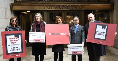 Denver Public Library Joins Campaign Against eBook Embargo