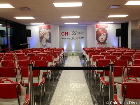 CHI Presentation Walls