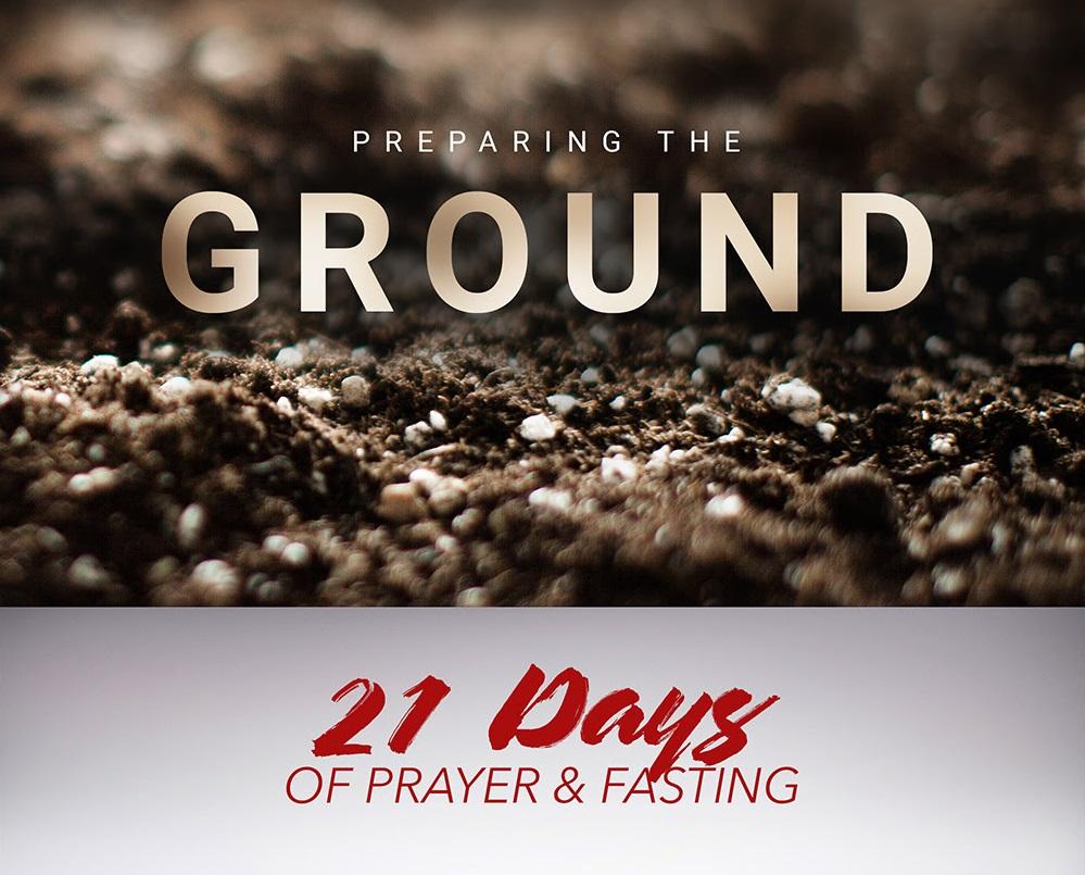 21 Days Prayer & Fasting
