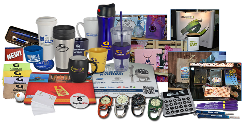 Promotional Items | Promo Products | Screen Printing | Event Marketing