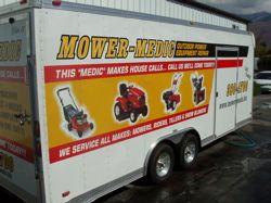 Cargo Trailer & Semi Tractor Graphics