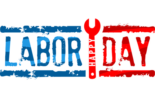 Labor Day- Clubs Closed