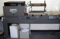 Shrink Wrapping System