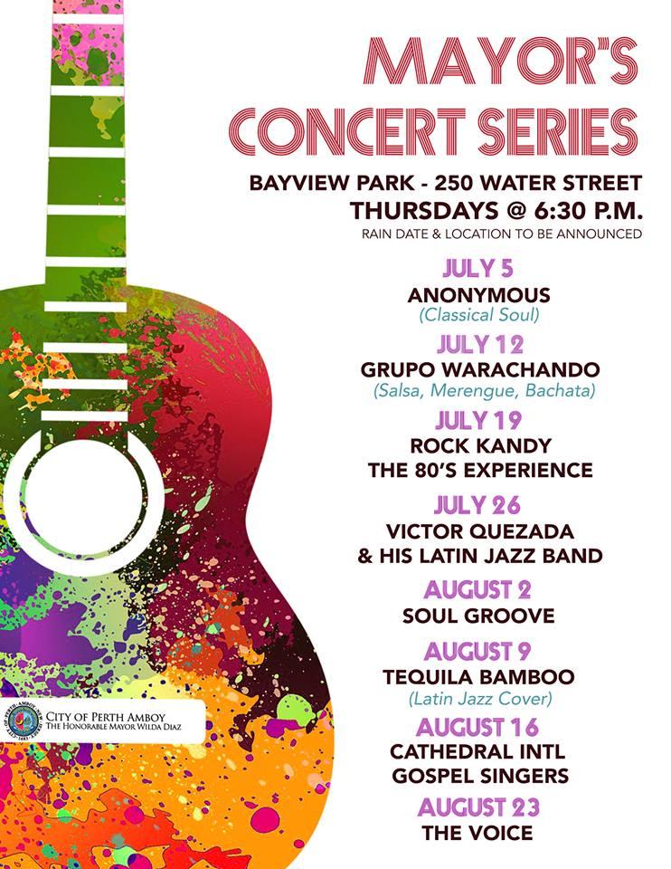 Mayor's Concert Series