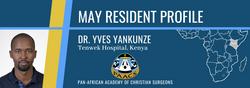 Dr. Yves Yankunze