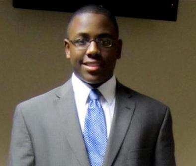 Anthony - A.J. Moore Academy Graduate
