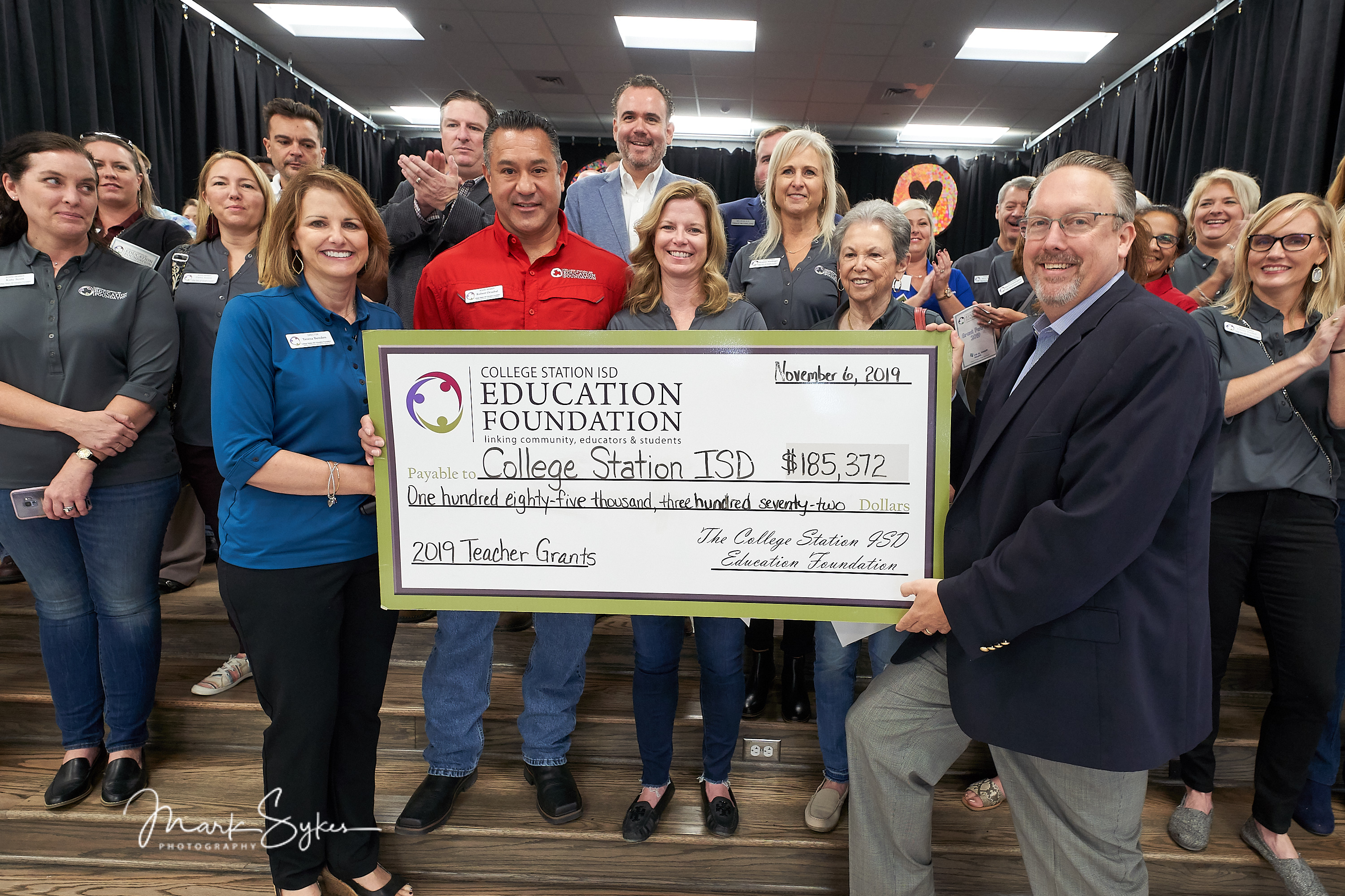 College Station Teachers Receive $185,000 in Innovative Grants from CSISD Education Foundation