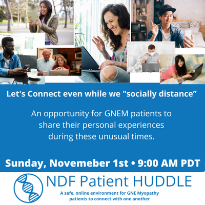 November Patient HUDDLE