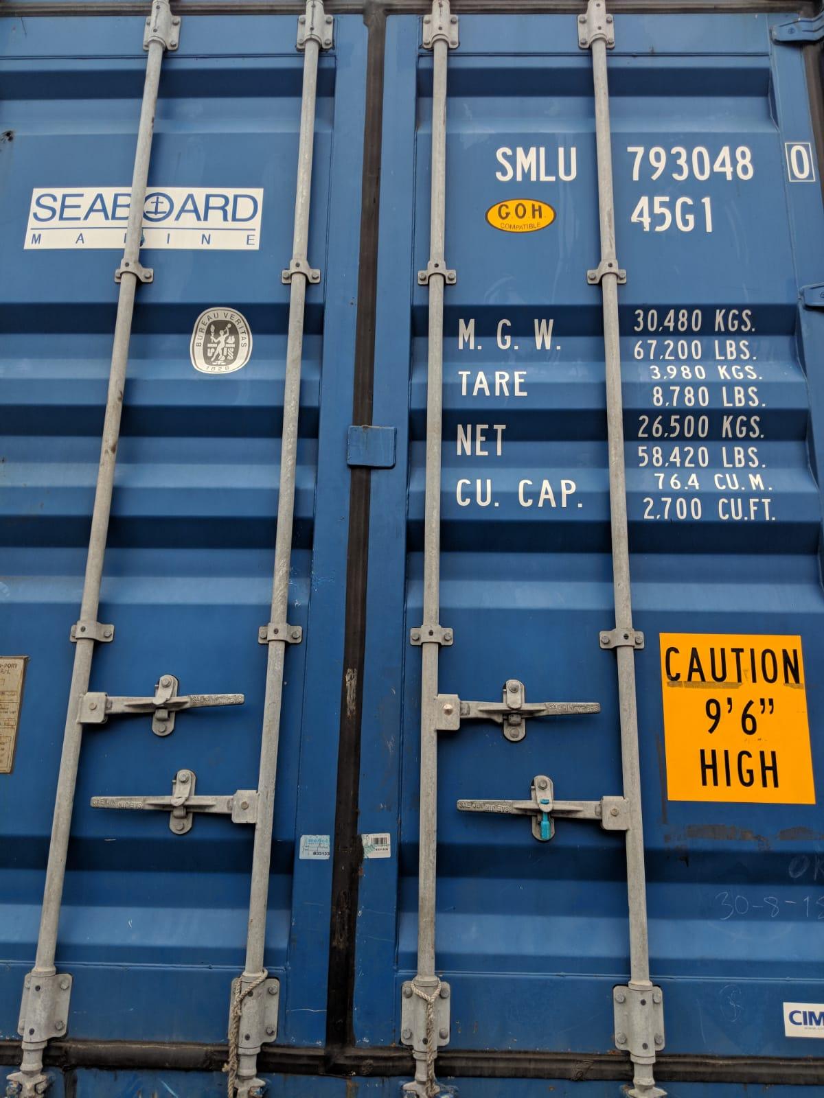 Ship to Peru