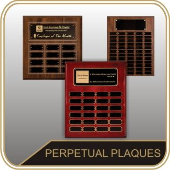 Perpetual Plaques