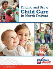 Finding and Using Child Care in North Dakota