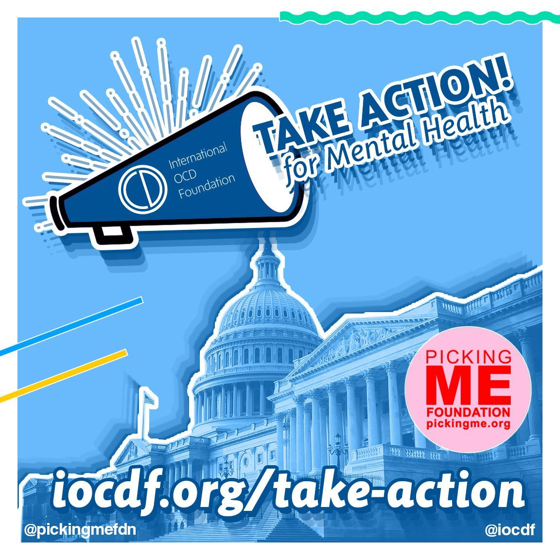 International OCD Foundation's Take Action Campaign