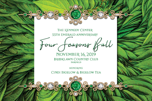 An 'Emerald Anniversary' November 16