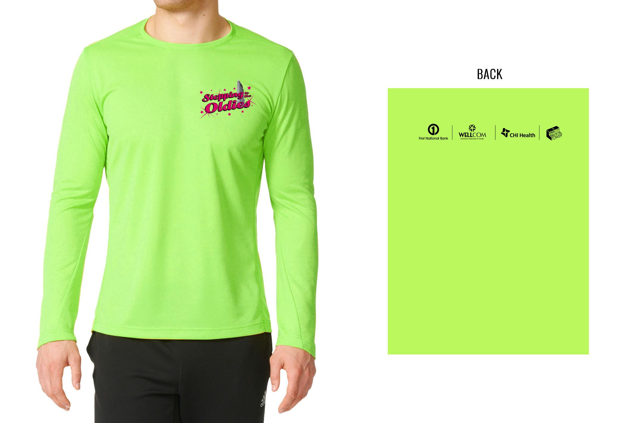2017 Trek Up the Tower Participant Shirt