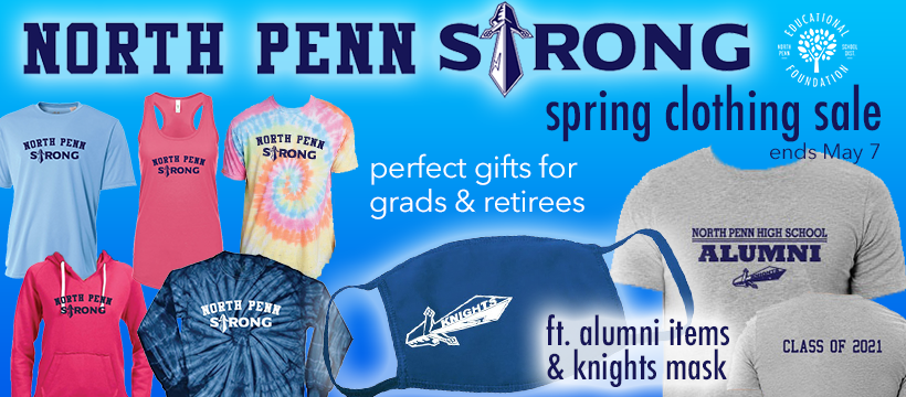North Penn Strong Spring Clothing Sale