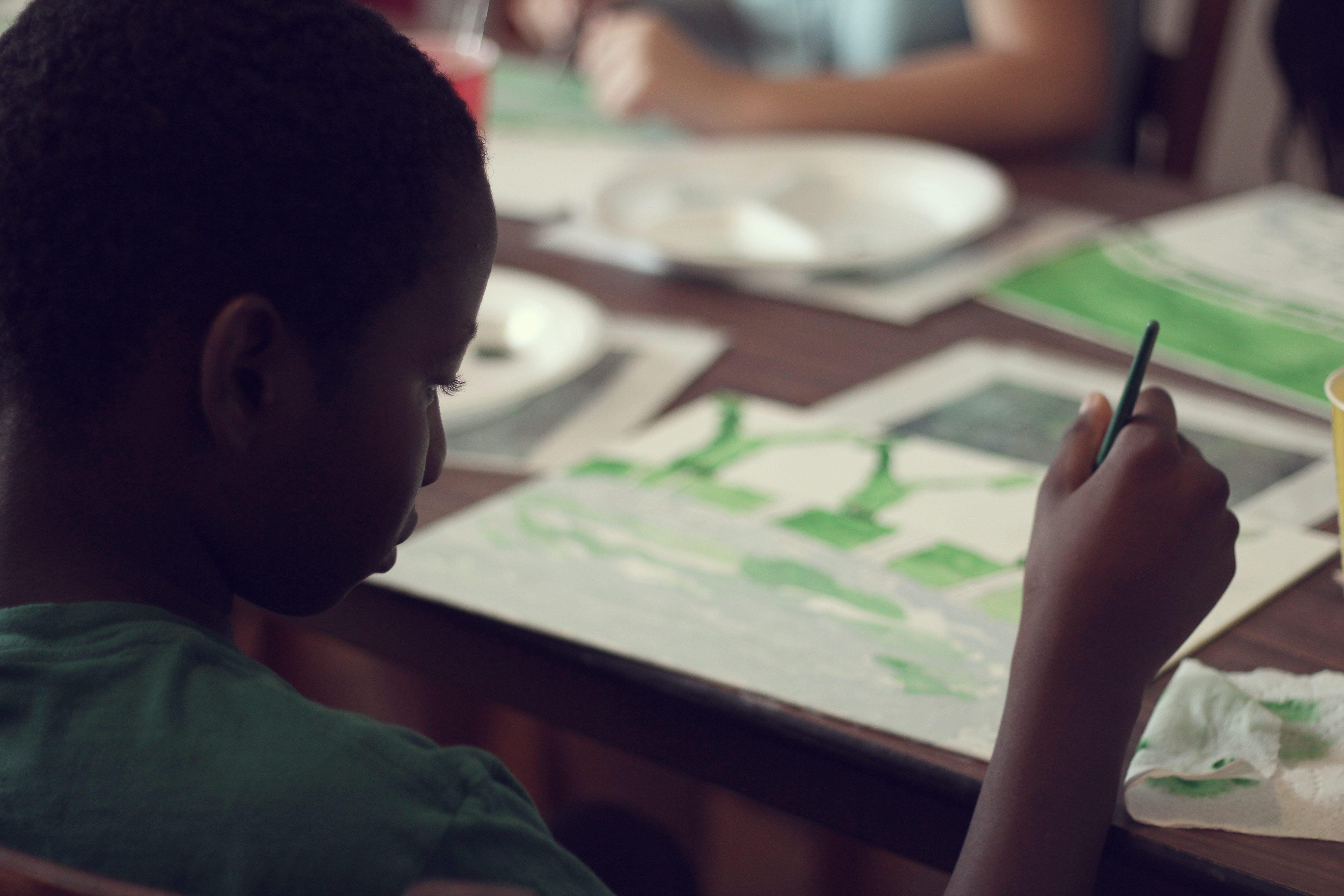 Why We Serve Children Through the Arts