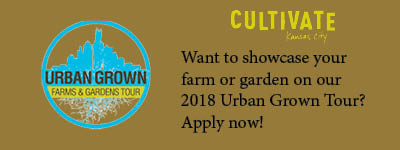 Urban Grown Tour Sites 2018