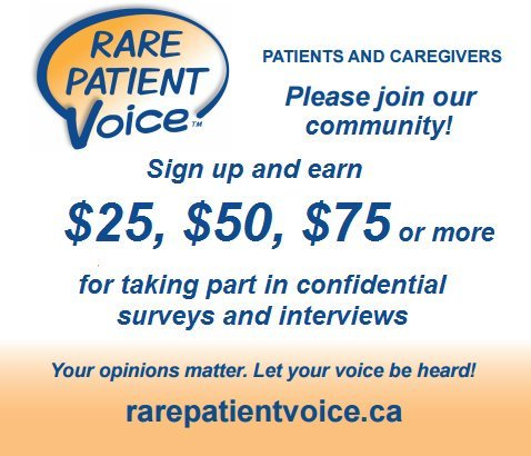 Rare Patient Voice Registration