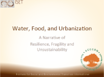 Water, Food, and Urbanization
